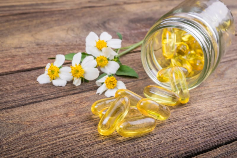 Vitamin E Tocopherol for anti-aging