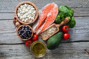 Healthy fats keep your skin moisturized and protected