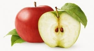 Apples for good health