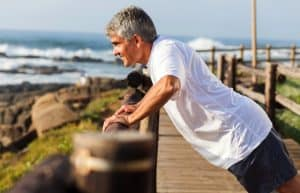 Exercising daily leads to a healthy life and skin