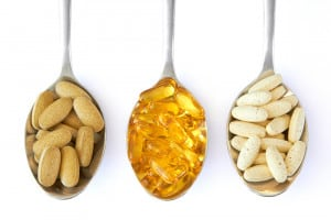 Oral anti-aging supplements