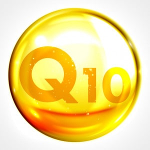 Anti-aging supplement co-enzyme Q10