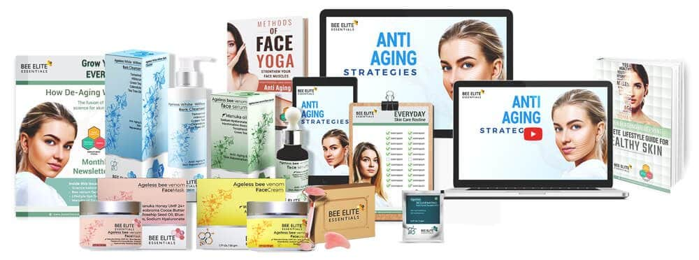 Bee Elite Essentials Ageless Bundle