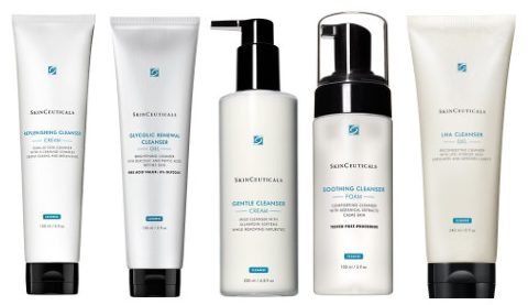 SkinCeuticals Face Cleansers